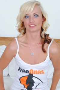 Tiny Tiff Wearing Freeones Attire - Picture 1